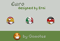 Euro 2012 emotions from Gomotes