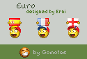 Euro 2016 emotions from Gomotes