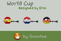 World Cup 2010 emotions from Gomotes