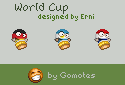 World Cup 2014 emotions from Gomotes