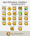 Full emoticon set for WordPress